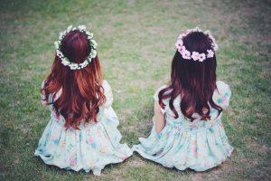 2人の少女