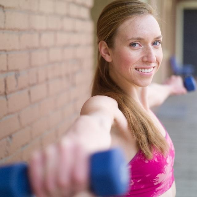筋肉を鍛えて基礎代謝アップ