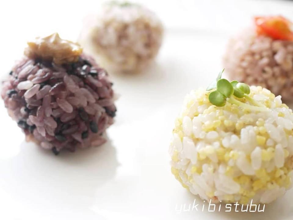 朝の美習慣 国産雑穀「雪美つぶ」
