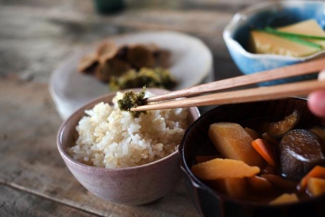 玄米を食べていた母が、雑穀を食べ始めた理由は?