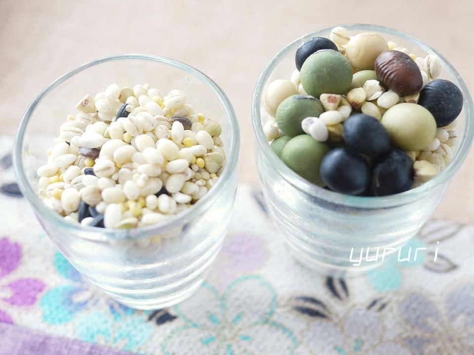 美つぶ雑穀キャンペーン❢ハーブティープレゼント