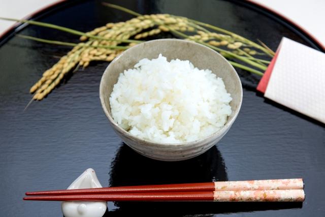 メリハリのあるシンプルな食事